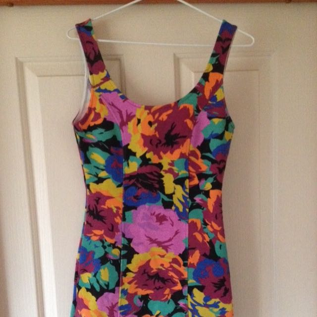MINK PINK Bodycon Dress