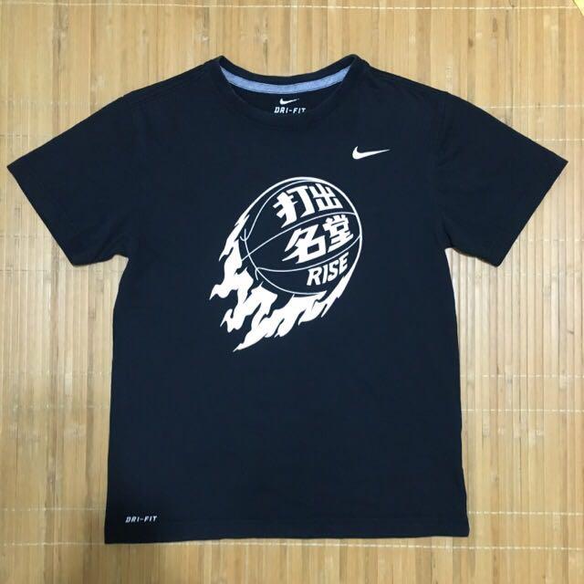 Nike 打出名堂 短T S號
