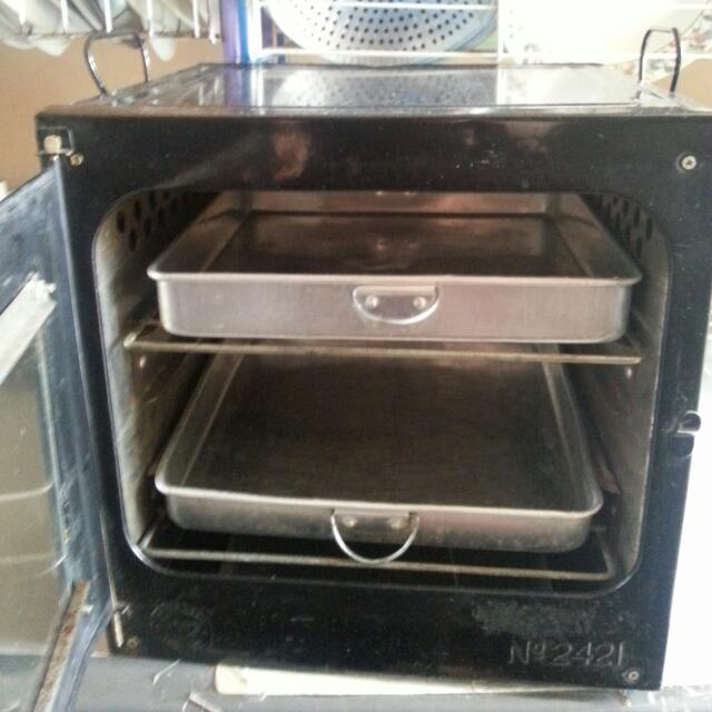 Oven Erfly Guna Dapur Gas Kitchen Liances On Carou