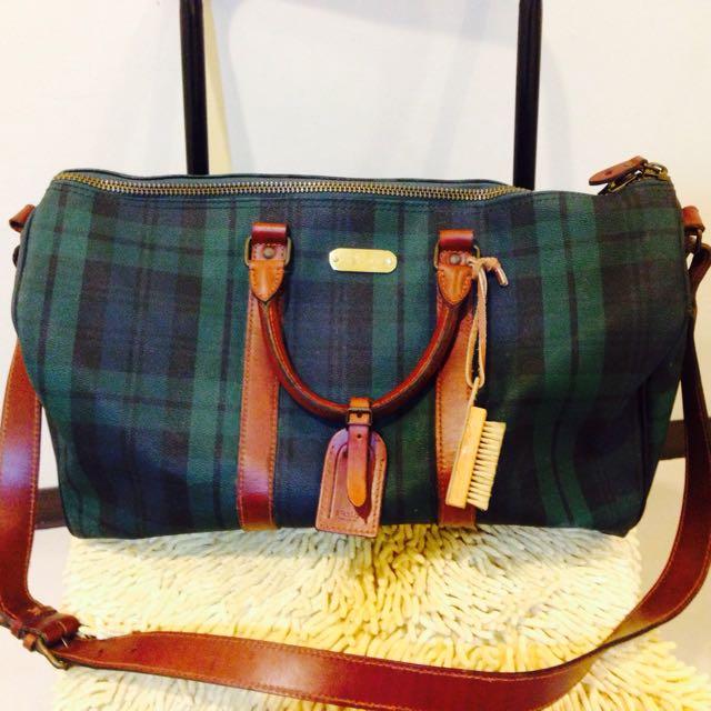 旅行袋Polo RalphLauren(正品)