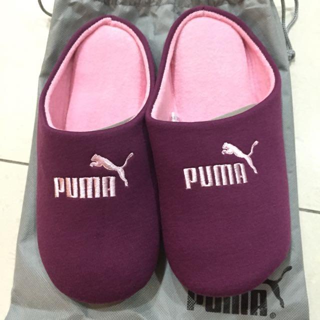 全新Puma室內拖鞋