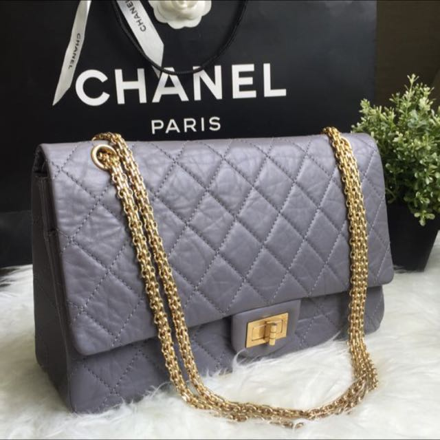 f00cc5faf749 💎SOLD!!!💎 Full Set - Excellent Condition Chanel Reissue 227 Flap ...
