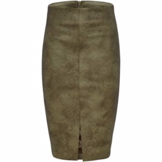 Skeike Gravity Skirt Khaki