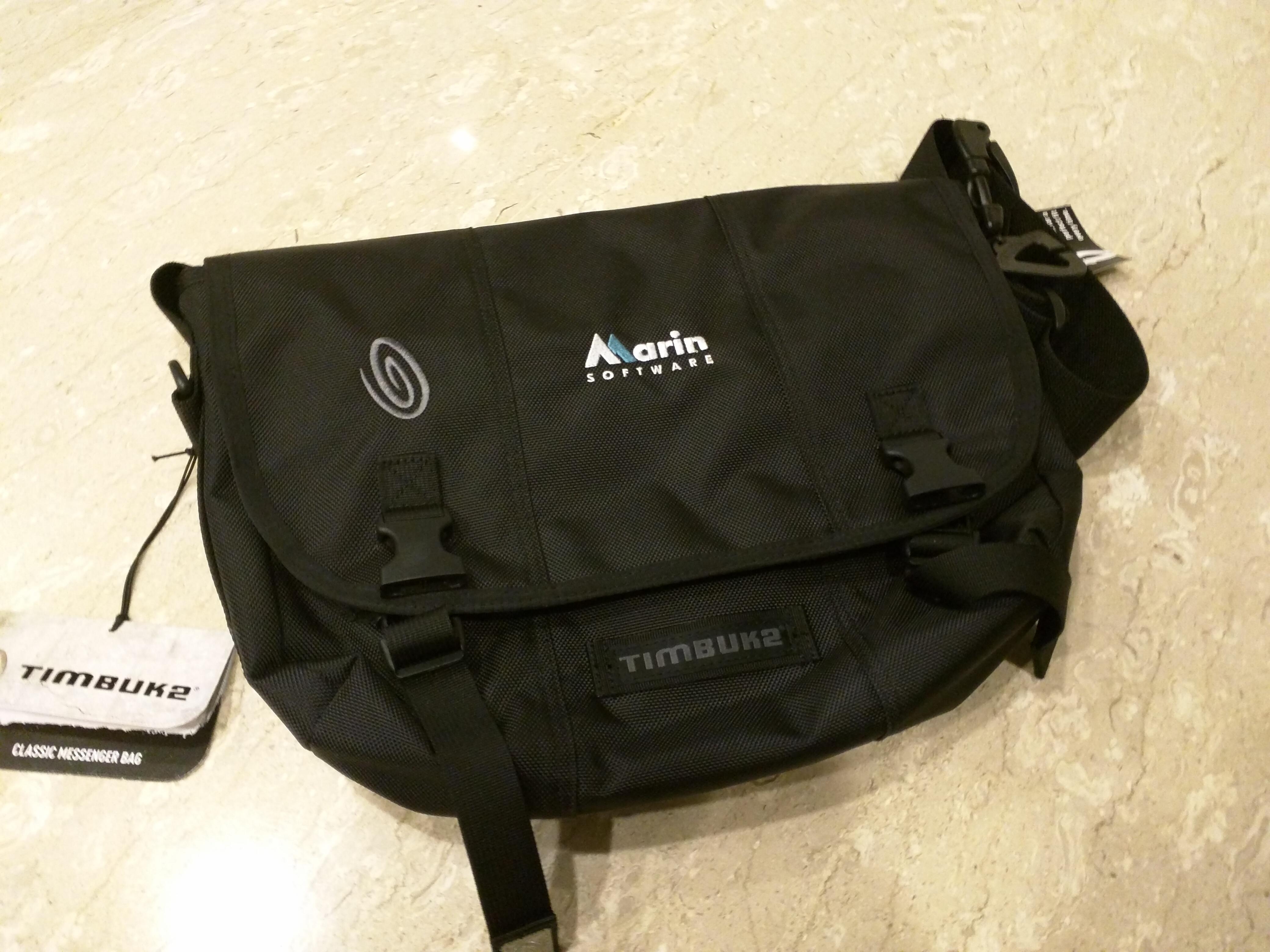 d7a37edf7707 BN Timbuk2 Custom Classic Messenger Bag - Small