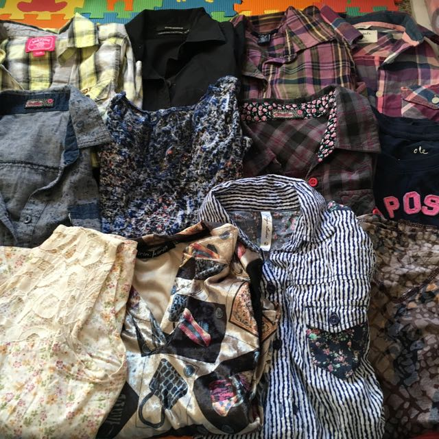 Very Good Condition Clothes!