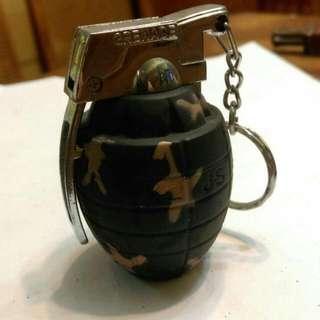 造型打火機 手榴彈