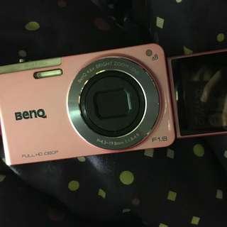 降價!BenQ g2f 翻轉相機 蘋果光 內建腮紅 粉