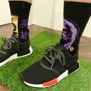 100% 美國代購 KOBE 經典 英雄惡棍 限量襪 現貨