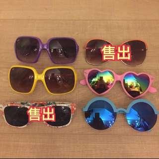 旅遊出國度假海邊太陽眼鏡墨鏡