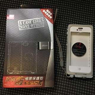 JOY iPhone5防水防摔手機殼含運550