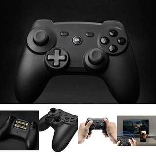 Xiaomi Bluetooth Gamepad Controller Joystick for Smartphone, Tablet, Smart TV & PC - Black