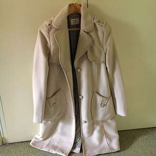 Ladies Winter Coat Small (8-10)