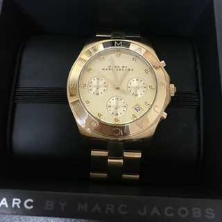 Marc By Marc Jacobs 金錶
