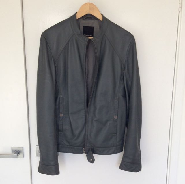 100% Leather Industrie Inc. Men's Jacket