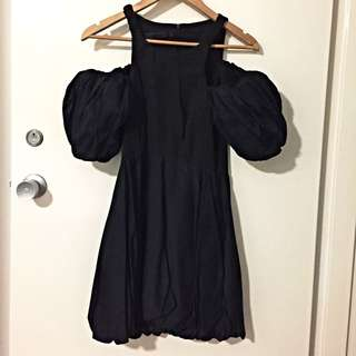 GAIL SORRONDA Size S Bubble Dress