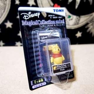 迪士尼 TOMY Magical Collection 小熊維尼 吊卡