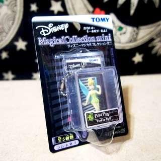 迪士尼 TOMY Magical Collection 小飛俠 彼得潘 小精靈 吊卡