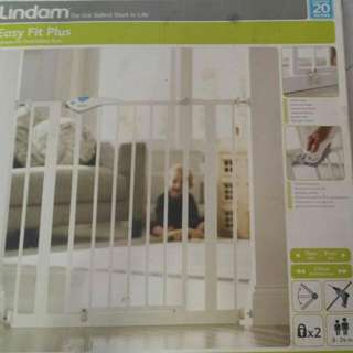 Lindam Child Gate Only Use For A Few Days