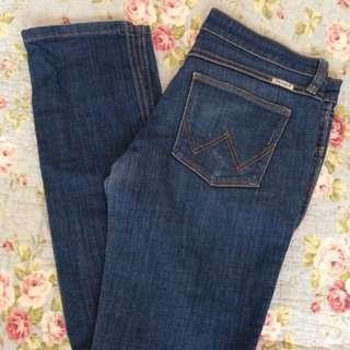 Wrangler Jeans Sz 11 Hipster