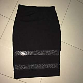 **ON HOLD** Atmos&Here Midi Skirt