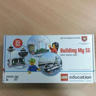 SG50 Lego toys