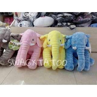 ♡回饋價♡ 寶寶 / 嬰兒👶 安撫 / 陪睡 大象抱枕 🐘