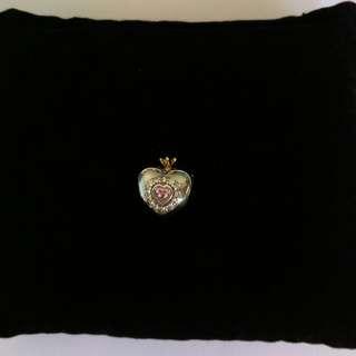 Authentic Pandora Princess Heart Charm