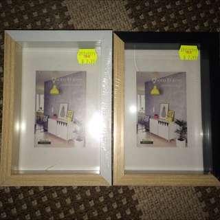 Unopened Photo Frames