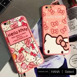 預購價150💕💕iphone6卡通蘋果6plus 5s磨砂硬殼外殼粉色保護套