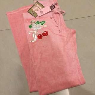 全新Juicy Couture運動褲