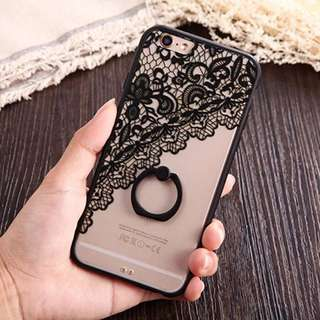 預購價120🔺歐美風iPhone6/6s手機殼6plus5.5蘋果全包邊矽膠軟