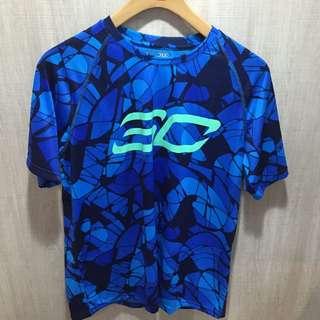 UA 男生 SC30 Logo T恤
