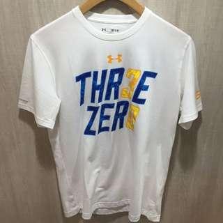 UA男生SC30 Three Zero T恤