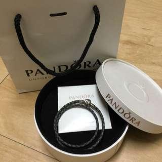 潘朵拉編織手環