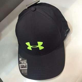 UA 男生 高爾夫球帽