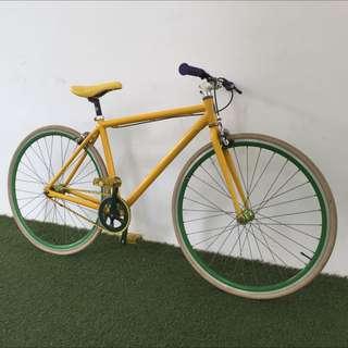 Fixie, Single Speed Bicycle