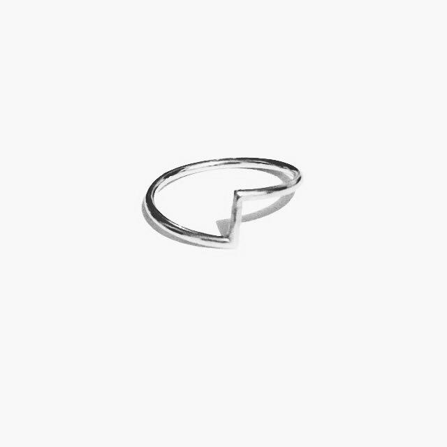 全新✨925純銀戒指