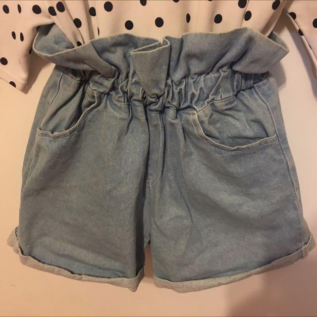 ❤️花苞牛仔褲