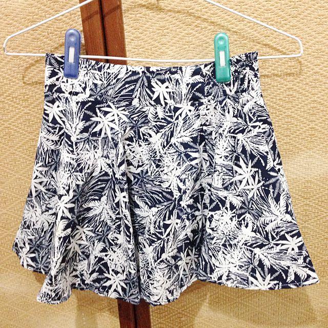 椰子樹傘裙