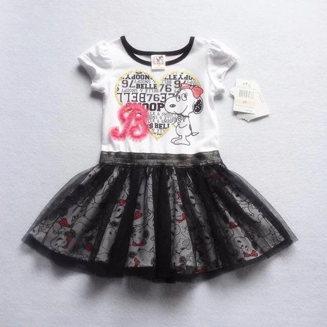 原單童裝🍎史努比連身裙