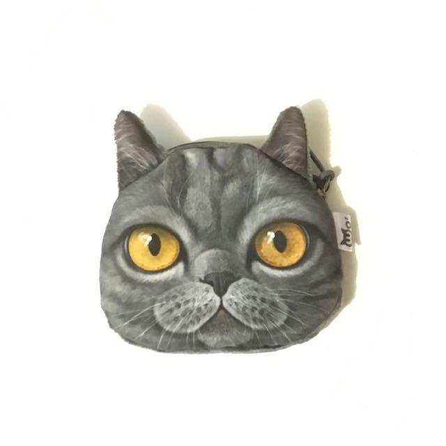 全新🐈貓咪零錢包