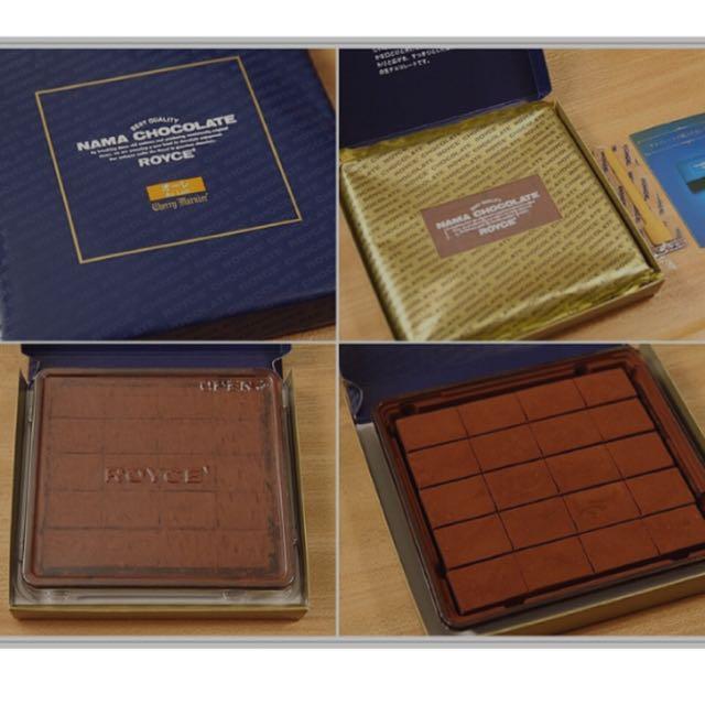 北海道 Royce 生巧克力
