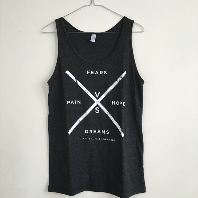 American Apparel x To Write Love On Her Arms Tank