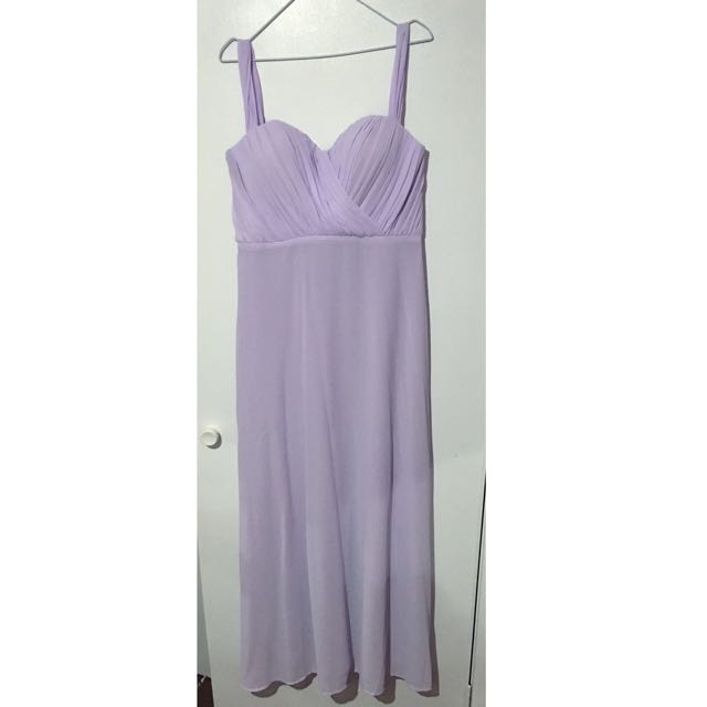 ASOS | Size 14 | Purple Formal Dress