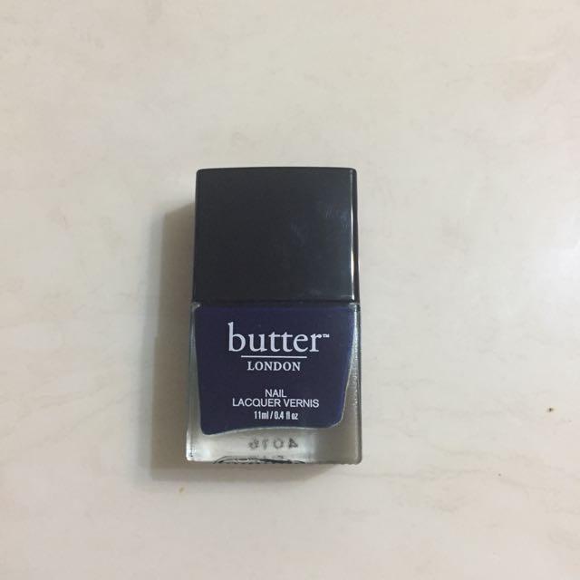Butter London指甲油💅