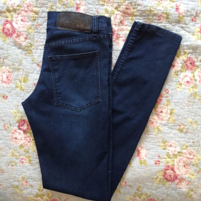 Cheap Monday Jeans Sz 27 Mid Rise