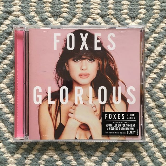 Foxes Album - Glorious