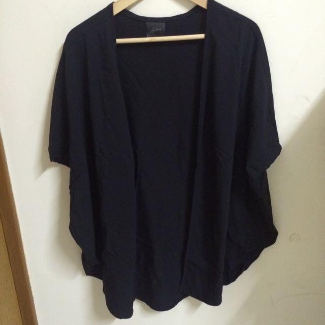 Glove 絕版罩衫(黑)