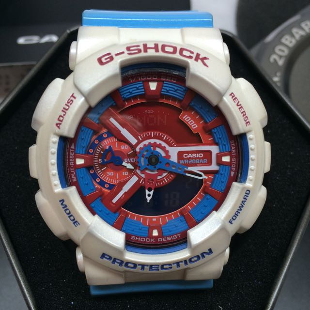 G-shock 鋼彈~