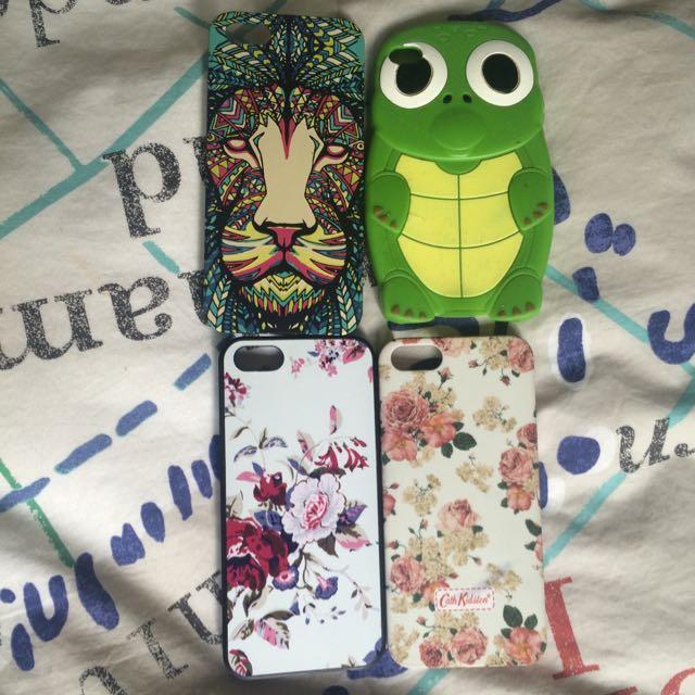 ✅iPhone 5/s & iPod 4 Cases